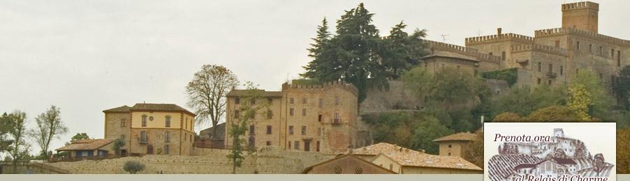 L\'Antico Borgo di Tabiano Castello